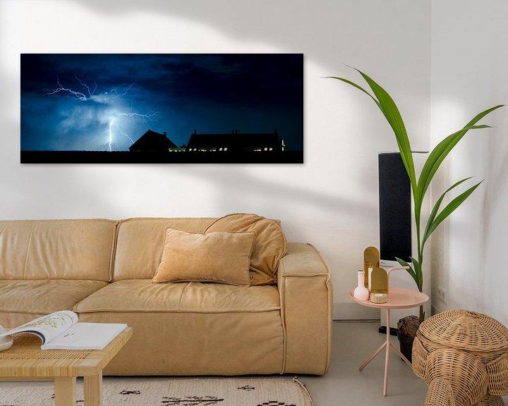Sfeerimpressie: Vertakkingen van licht van Ricardo Bouman