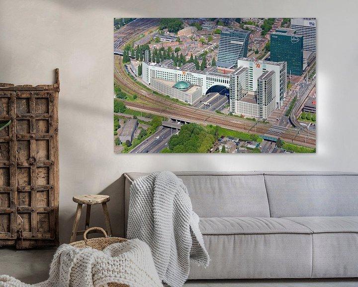 Beispiel: Luft Hafen Haag Den Haag von Anton de Zeeuw