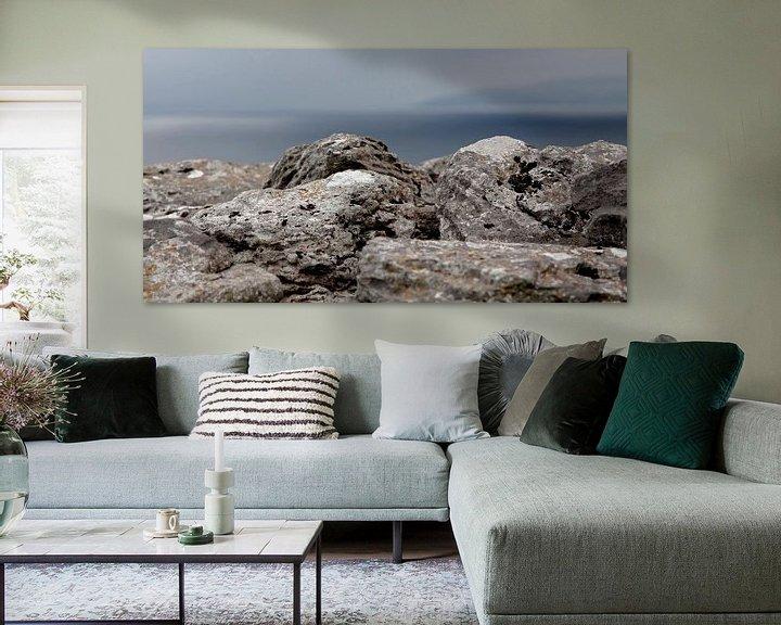 Sfeerimpressie: Ierse rotskust bij Inisheer van Mieneke Andeweg-van Rijn