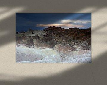 Zabriskie Point, Death Valley von Antwan Janssen
