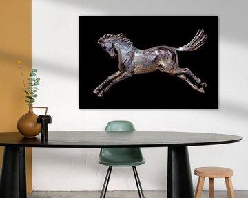 Les courses de chevaux  sur Jolanta Mayerberg