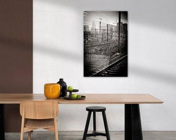 Cityscape van Robert Kersbergen
