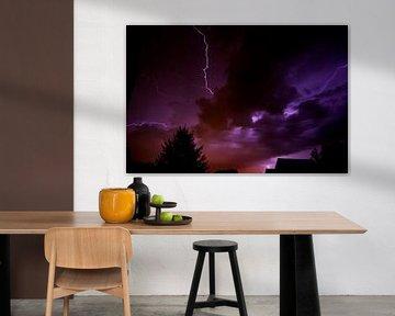 Paarse storm von noeky1980 photography