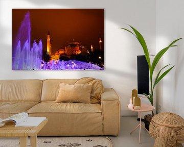 Hagia Sophia van Yorda Cornelissen