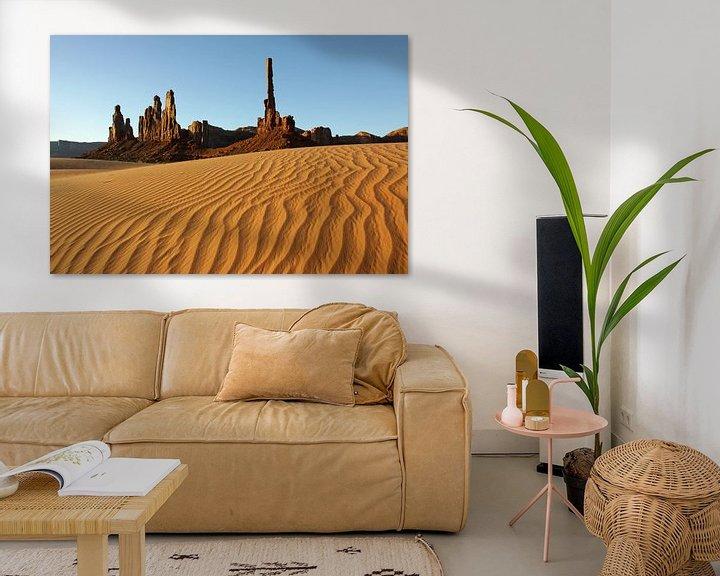 Sfeerimpressie: Monument Valley van Antwan Janssen