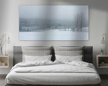 winterslandschap van Yorda Cornelissen