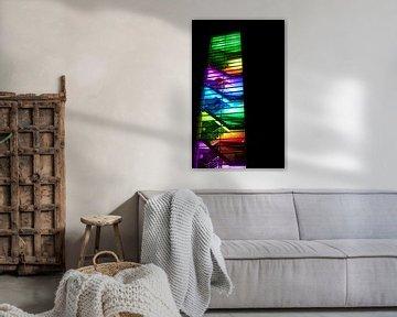 Regenboog trappenhuis von noeky1980 photography