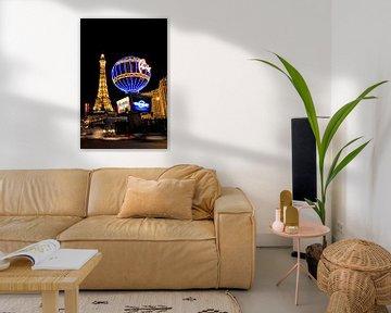 Paris, Paris casino, Las Vegas van Antwan Janssen
