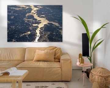 Reflecting lakes van Guido Akster