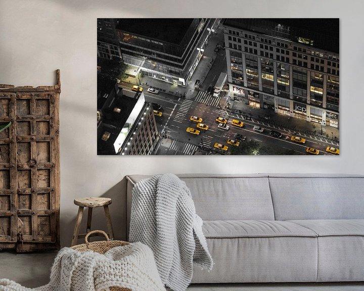 Sfeerimpressie: New York Taxi van Capture the Light