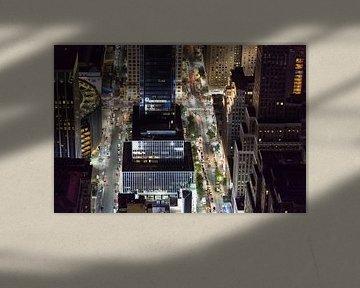 Streets of New York City van Capture the Light