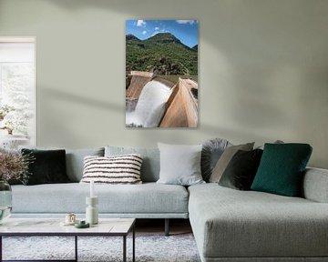 de dam van de swadinidam van Compuinfoto .