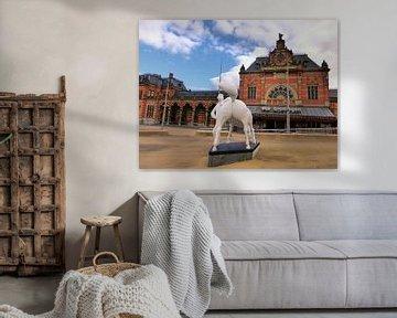 Centraal Station Groningen van Jessica Berendsen