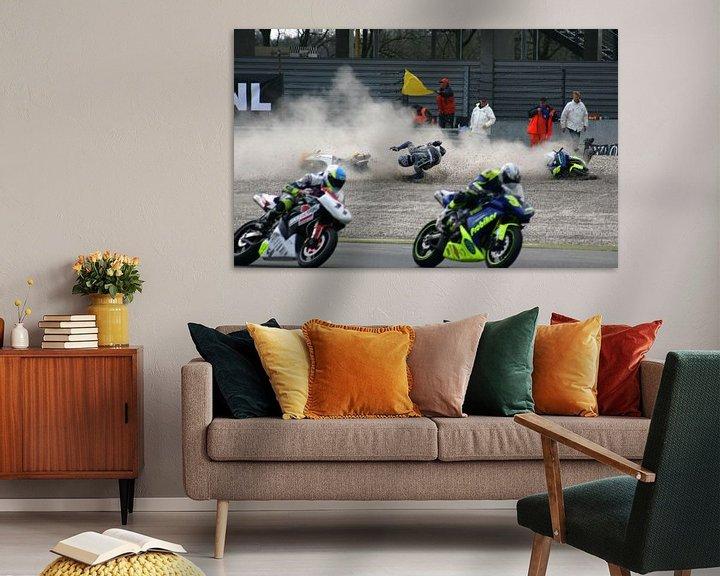 Impression: Motorcrash on TT circuit Assen sur noeky1980 photography