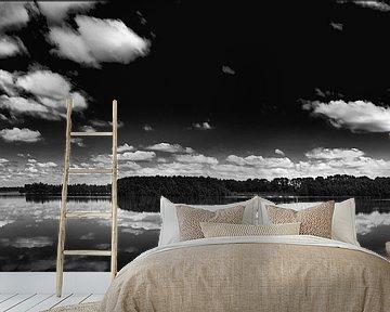 Sky in the water van Groinwood Photography