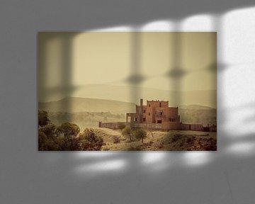 Huis in de hoge atlas von Wouter Seegers