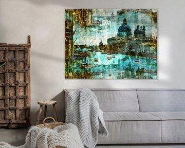 Venice 1 van Gabi Hampe