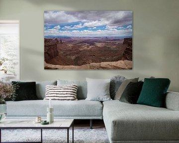 Canyonlands - Islands in the Sky van VanEis Fotografie