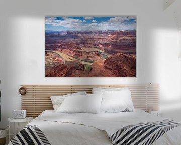 Dead Horse Point - Utah van VanEis Fotografie