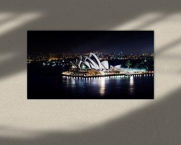 Sydney Opera House en Australie