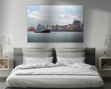 Europoort Rotterdam: de haven in kleur