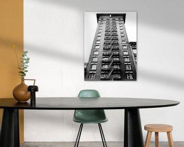 San Francisco Gebäude - USA von Ricardo Bouman