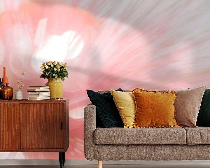 Sfeerimpressie behang: Zonlicht van Dennis Van Den Elzen