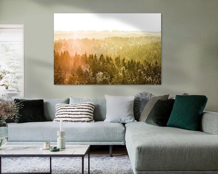 Sfeerimpressie: Zonsondergang van Dennis Van Den Elzen