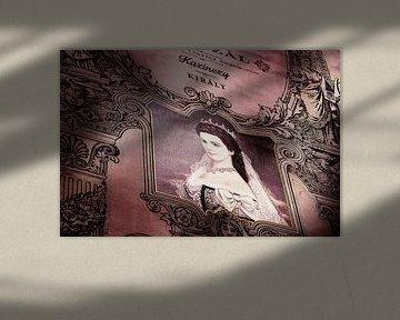 Muurschildering Boedapest Rumbach Sebestyén  van Keesnan Dogger Fotografie
