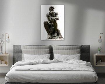 De Denker van Rodin / Le Penseur de Rodin / The Thinker by Rodin sur Nico Geerlings