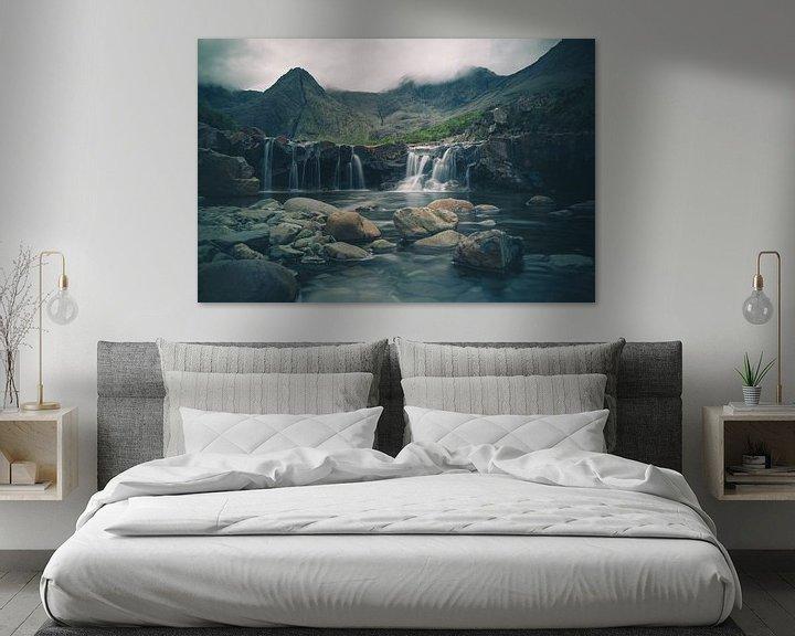 Sfeerimpressie: Fairy Pools van Jasper van der Meij