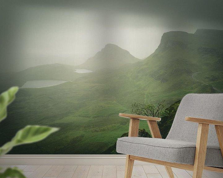 Impression: Mist over Quiraing sur Jasper van der Meij