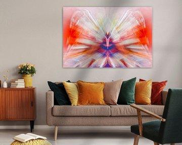 Kleur in beweging 2 van Tienke Huisman