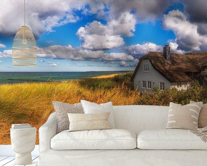 Beispiel fototapete: Spätsommertag am Meer von Daniela Beyer