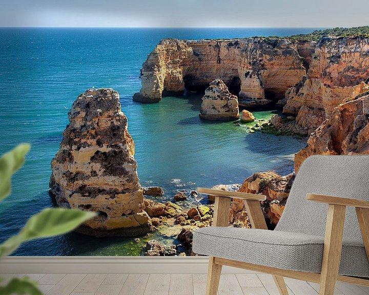 Beispiel fototapete: Algarve Portugal von Giovanni della Primavera