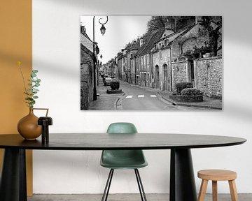 Une petite rue à visiter en France sur Artelier Gerdah