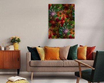 colors everywhere van Isa Bild