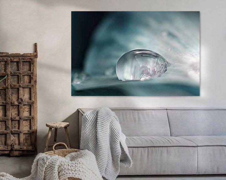 Sfeerimpressie: Cool Drop Art van Jessica Berendsen