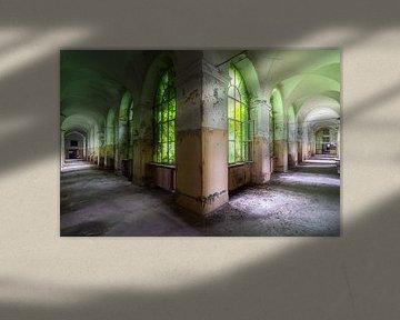Dungeon italienischen Krankenhaus von Roman Robroek