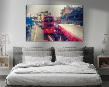 Londen in de regen, seizoen van Ariadna de Raadt-Goldberg