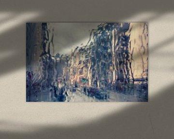 London im Regen von Ariadna de Raadt