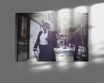 New York Street Life III von Jesse Kraal