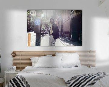 New York Street Life IV von Jesse Kraal