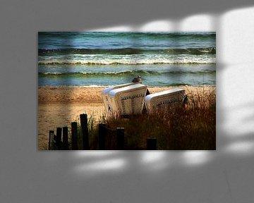 Ostseestrand von Roswitha Lorz