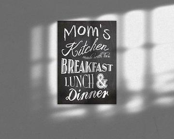 Mom's kitchen  von Green Nest