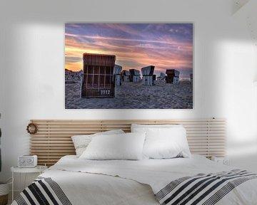Strandkörbe von Steffen Gierok