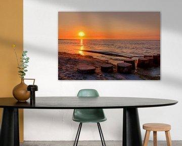 Sonnenuntergang von Steffen Gierok