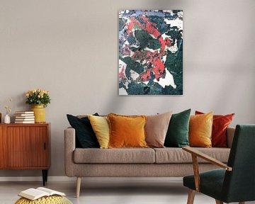 Urban Abstract 185 van MoArt (Maurice Heuts)