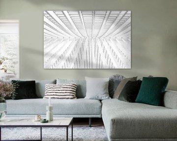 Repeating pattern van Frank Diepeveen