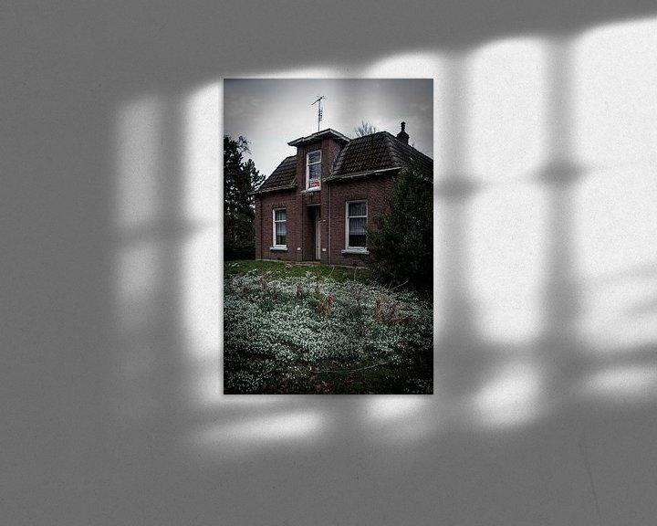 Beispiel: Spooky house von Roel Van Cauwenberghe
